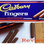 Cadbury Salted Peanut Fingers review