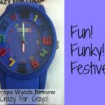 Crayo Watch Review: Crazy For Crayo!