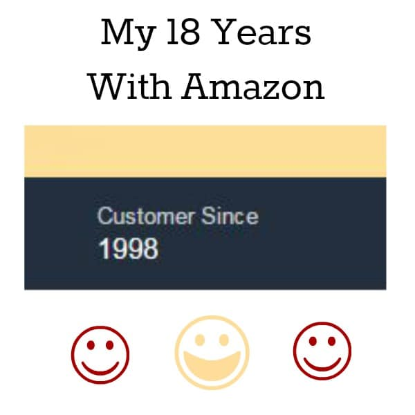 My 18 Years As A Customer Of Amazon