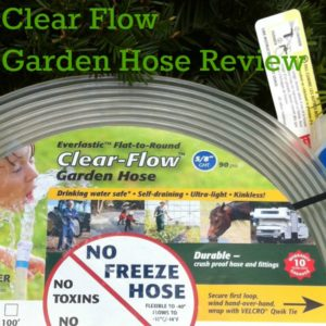 Review: Clear Flow Garden Hose Delivers As Promised