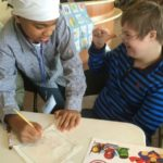 Wordless Wednesday: Participants in our community service project.
