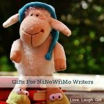 Gift ideas for the NaNoWriMo writer.
