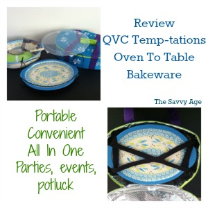 Review: Tempted by QVC Temptations Bakeware