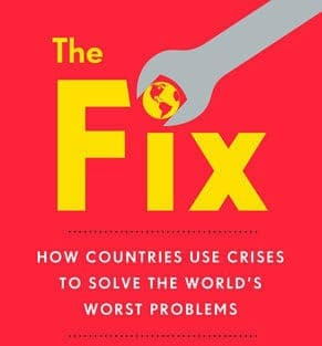 Book Review -The Fix